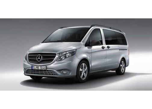 Mercedes Vito 114 BlueTec 528O Extra Uzun Pro Otomatik