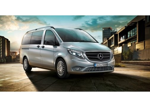Mercedes Vito 119 BlueTec Extra Uzun  Otomatik