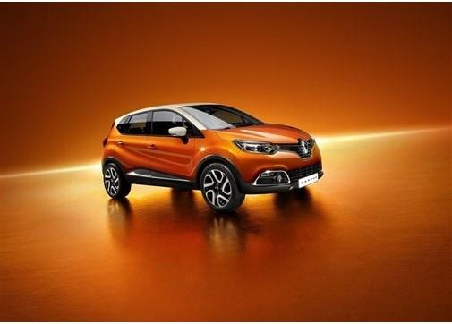 Renault Captur 1.5 DCI Start&Stop Outdoor Manuel